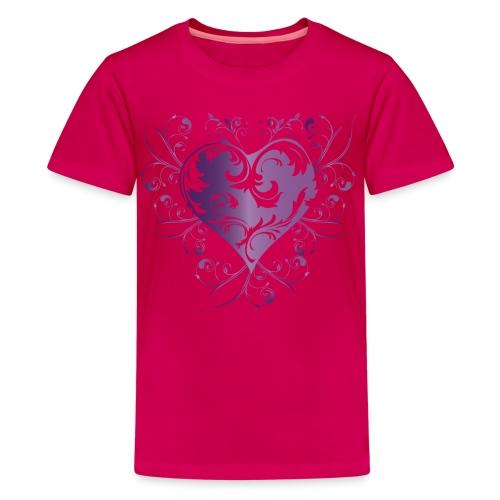 mie´s t-shrit - Teenager premium T-shirt