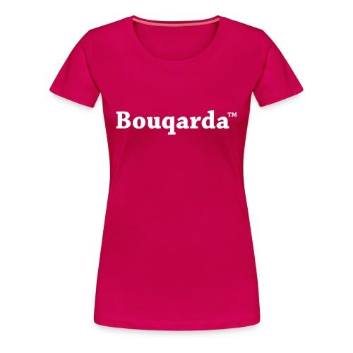 #Bouqarda T-shirt (vrouwen) - Vrouwen Premium T-shirt