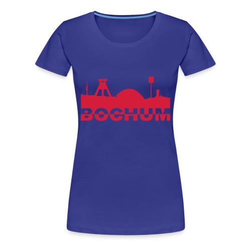 Kollektion Bochum Sportlich Elegant  - Frauen Premium T-Shirt