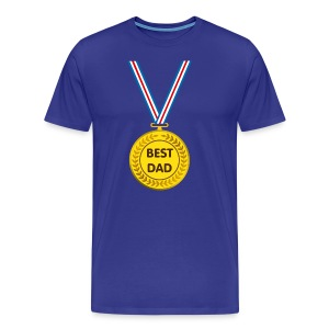 Best dad - Men's Premium T-Shirt