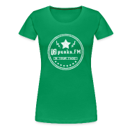 T-Shirts ~ Frauen Premium T-Shirt ~ Women's Shirt - Green