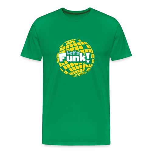 Disco Ball  - T-shirt Premium Homme
