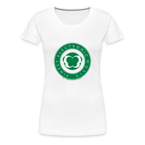 THREE SIDES OF LIFE - Frauen Premium T-Shirt