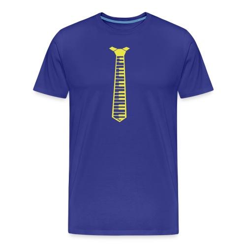 S-Shirt (shirt-shirt)  The funny T-shirt underneath ... - Mannen Premium T-shirt