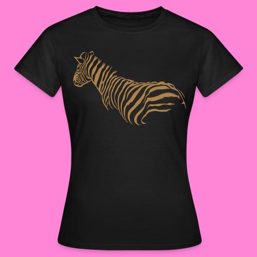 ZBRA woman - Vrouwen T-shirt