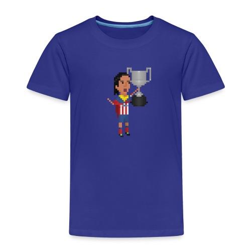 Kids T-Shirt - El campeon de Madrid - Kids' Premium T-Shirt