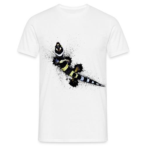 Gecko Leopard - T-shirt Homme