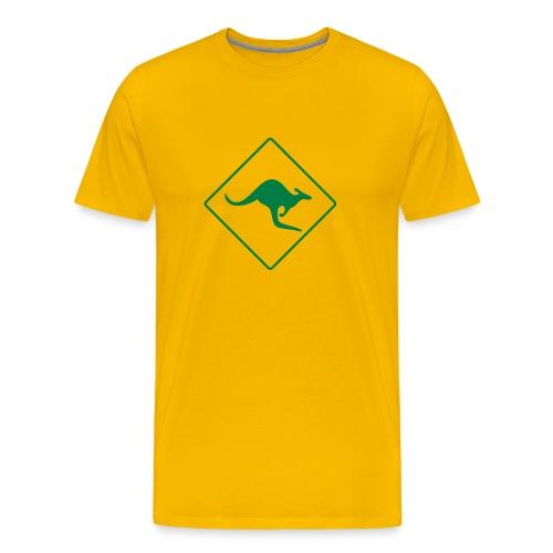 The Roo - Männer Premium T-Shirt