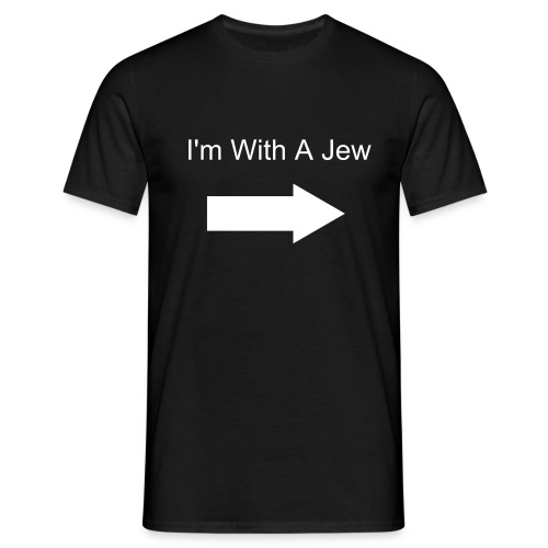 Jew Friends. - Men's T-Shirt