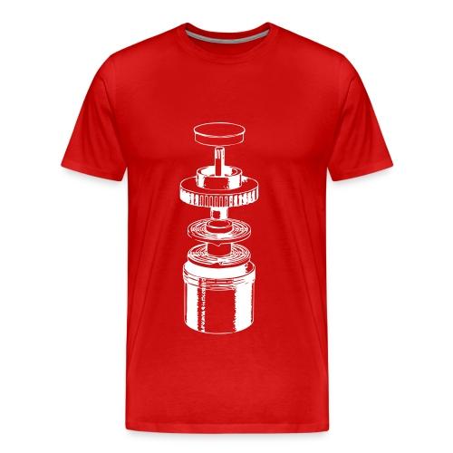Developing Tank T-Shirt - Men's Premium T-Shirt