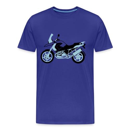 R1200GS 2008 - Men's Premium T-Shirt