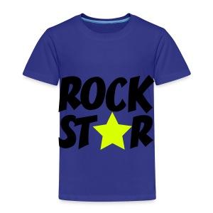 ROCK STAR (T-shirt) - Kids' Premium T-Shirt