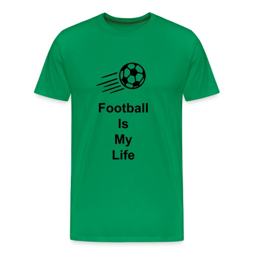 Football - Mannen Premium T-shirt
