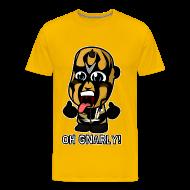 T-Shirts ~ Men's Premium T-Shirt ~ Chibi Goldust - Oh Gnarly Shirt