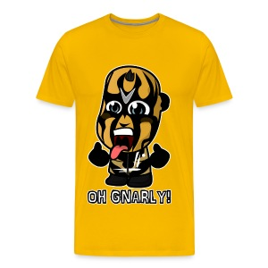 Chibi Goldust - Oh Gnarly Shirt - Men's Premium T-Shirt