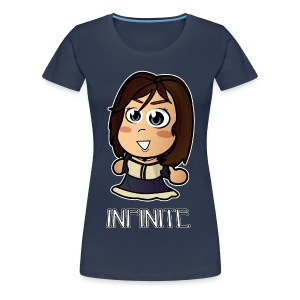 Chibi Elizabeth - Infinite Shirt (Female) - Women's Premium T-Shirt