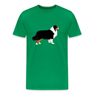 Aussie Motiv  - Männer Premium T-Shirt
