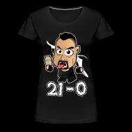 T-Shirts ~ Women's Premium T-Shirt ~ Chibi Taker - 21-0 (Female)