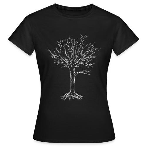 Dead Tree Invert Women - Women's T-Shirt
