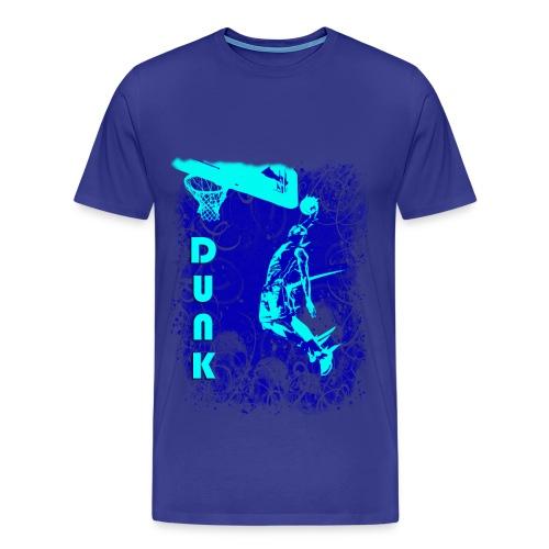 Dunk T-Shirt - Men's Premium T-Shirt