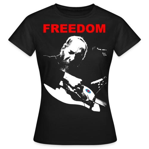 Freedom Richy Havens - Frauen T-Shirt