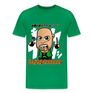 Chibi Ryback - Japanese Shirt (Male) - Men's Premium T-Shirt
