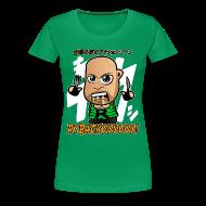 T-Shirts ~ Women's Premium T-Shirt ~ Chibi Ryback - Japanese Shirt (Female)