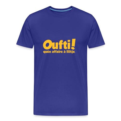 oufti - T-shirt Premium Homme
