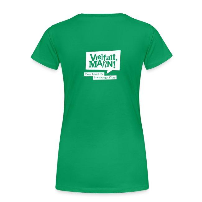 Frauen-Shirt figurbetont Motiv Guido Image