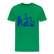 Camisetas ~ Camiseta premium hombre ~ Panderos
