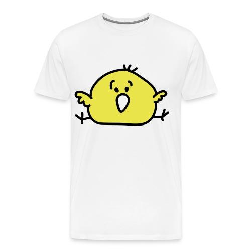 Chicken - Männer Premium T-Shirt