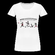 Tee shirts ~ Tee shirt Premium Femme ~ Retour d'acide femme (transfert)