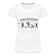 Tee shirts ~ T-shirt Premium Femme ~ Retour d'acide femme (transfert)