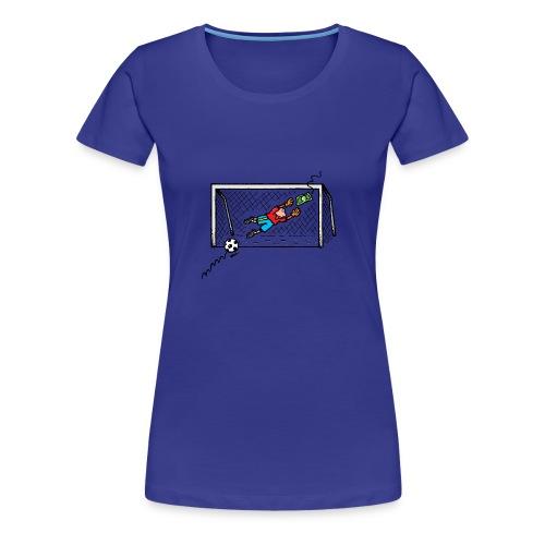 Goal! - Women's Premium T-Shirt