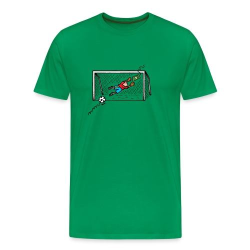 Goal! - Men's Premium T-Shirt