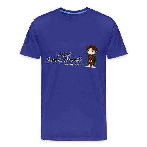 T-shirt citazioni Godo1 - Svarione degli Anelli - Maglietta Premium da uomo