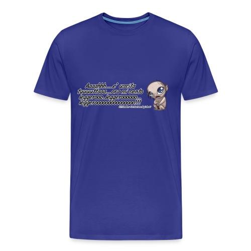 T-shirt citazioni Condom1 - Svarione degli Anelli - Maglietta Premium da uomo