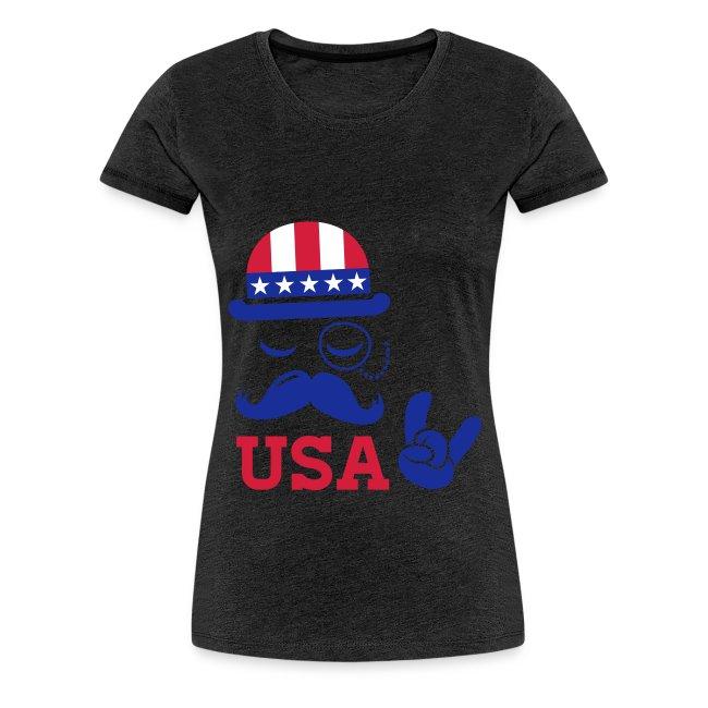 T-Shirt Like A Boss USA