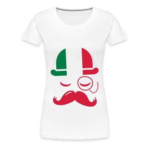 T-Shirt Like A Boss Italy - Vrouwen Premium T-shirt