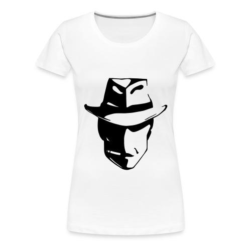 Gangster t-shirt femme - T-shirt Premium Femme