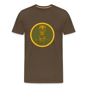 ghekko wasted - Men's Premium T-Shirt