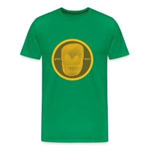 ghekko voo doo - Men's Premium T-Shirt