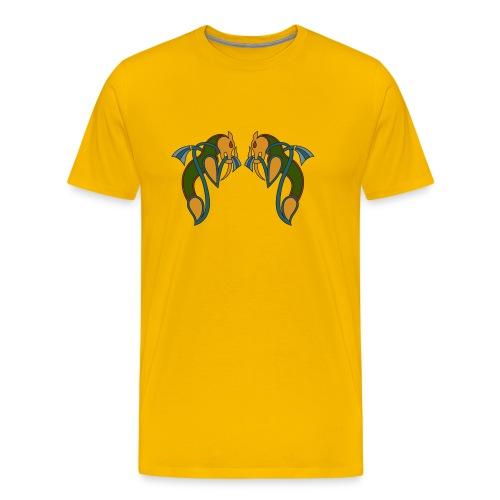 celtic dragons - classique homme - T-shirt Premium Homme