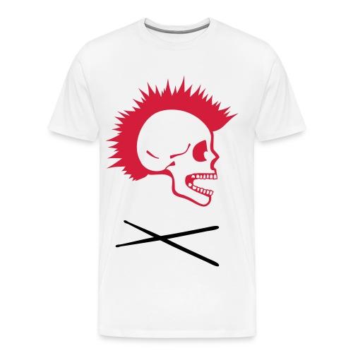 t-shirt uomo rock - Maglietta Premium da uomo