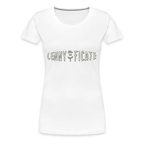 LENNYFICATE Women Girlieshirt - Frauen Premium T-Shirt