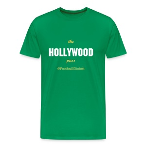 The Hollywood Pass. - Men's Premium T-Shirt