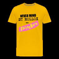 T-Shirts ~ Men's Premium T-Shirt ~ Springburn
