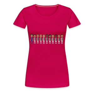 Women T-Shirt - Champions of Italy 2013 - Women's Premium T-Shirt