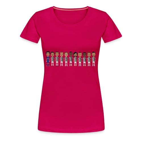 Women T-Shirt - Champions of Italy 2013 - Women's Premium T-Shirt