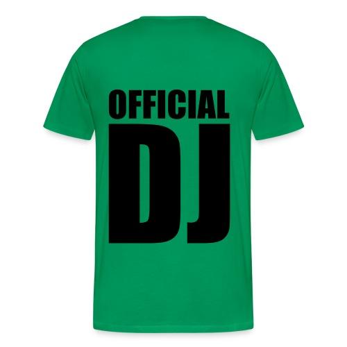 Tricot vert Original - T-shirt Premium Homme